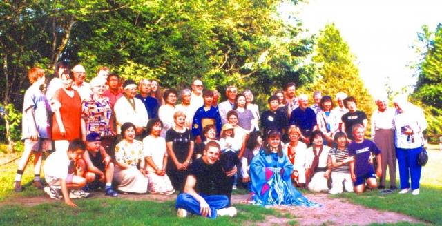 Image - Surrey International Homestay at Bear Creek Takarzuka Friendship guests and Hosts
