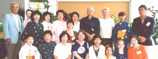 image-Takarazuka and Surrey Friendship event at Newton Senior Centre